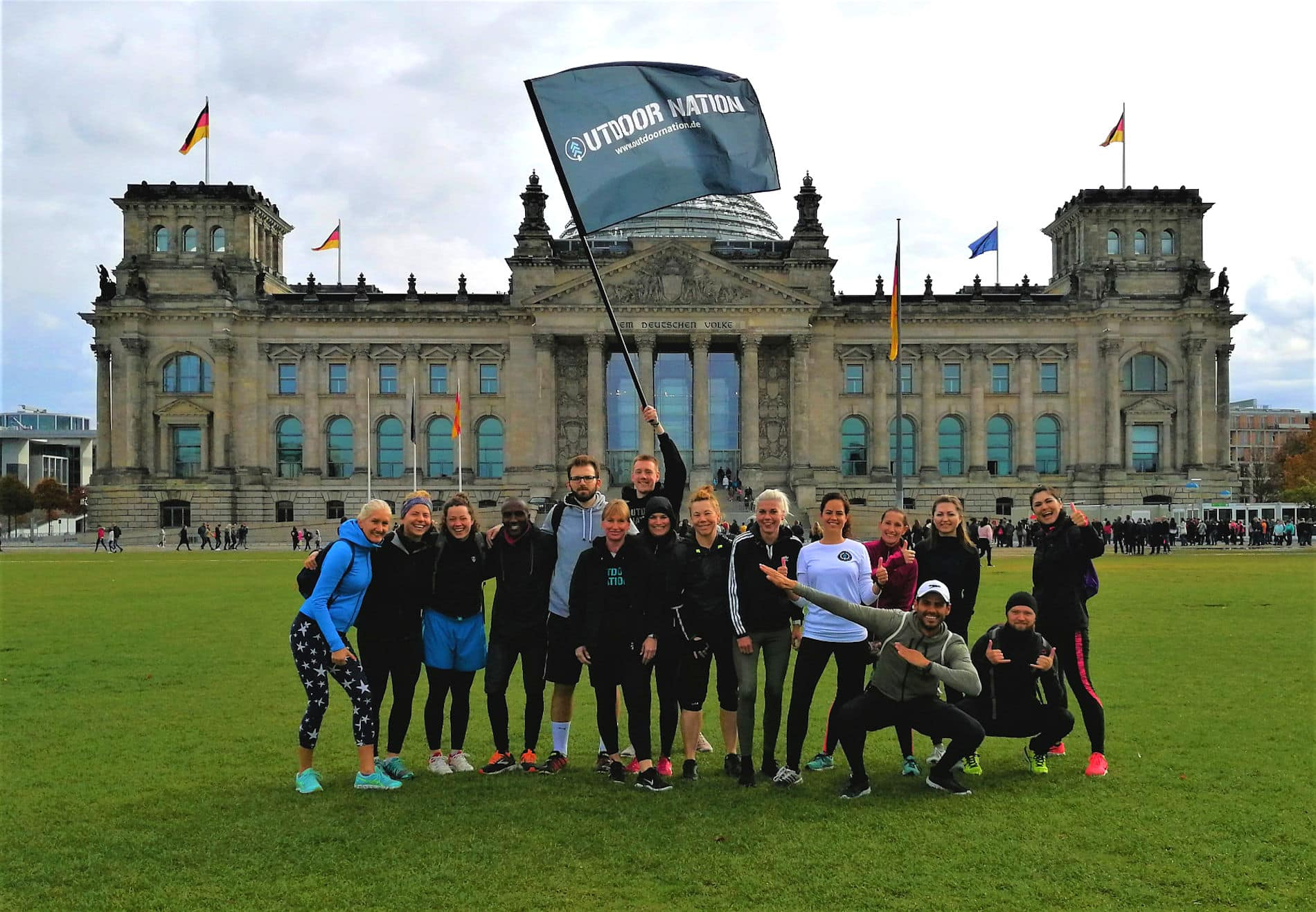 outdoor nation berlin x brandenburg sightseeing workout